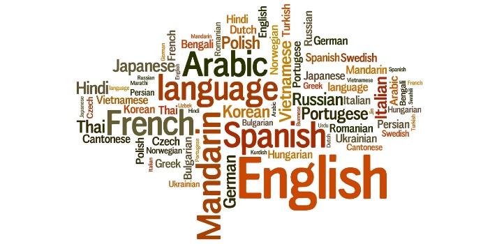 Los idiomas más importantes en la actualidad